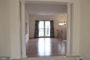Dinning room - 13004 ROSEBAY DR #1704, GERMANTOWN