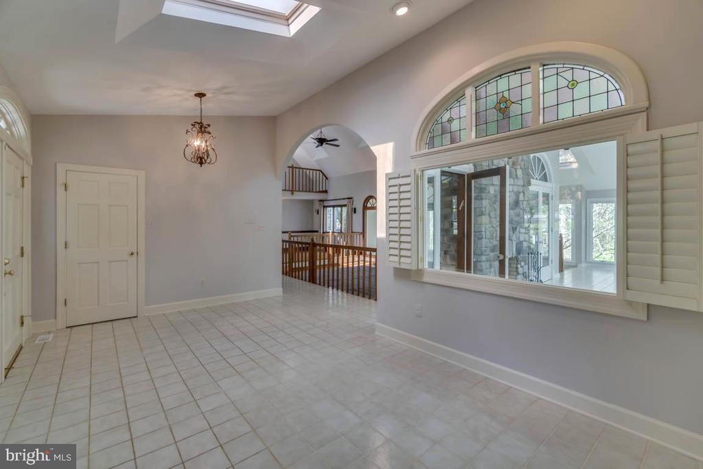Beautiful Foyer - 6 RIVER OAK PL, FREDERICKSBURG