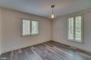 Apartment Den, Office or Third Bedroom - 6 RIVER OAK PL, FREDERICKSBURG