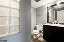 Lower Level Bath - 2326 N VERNON ST, ARLINGTON