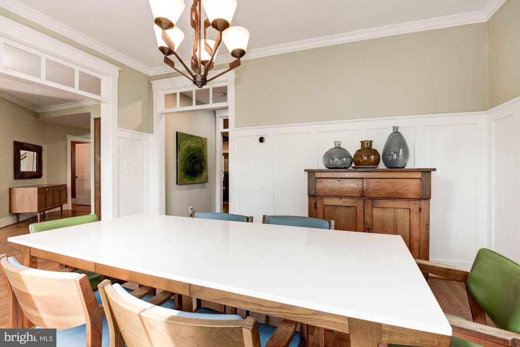 Dining Room - 2326 N VERNON ST, ARLINGTON