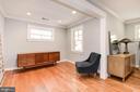 Master Bedroom-Sitting Area - 2326 N VERNON ST, ARLINGTON
