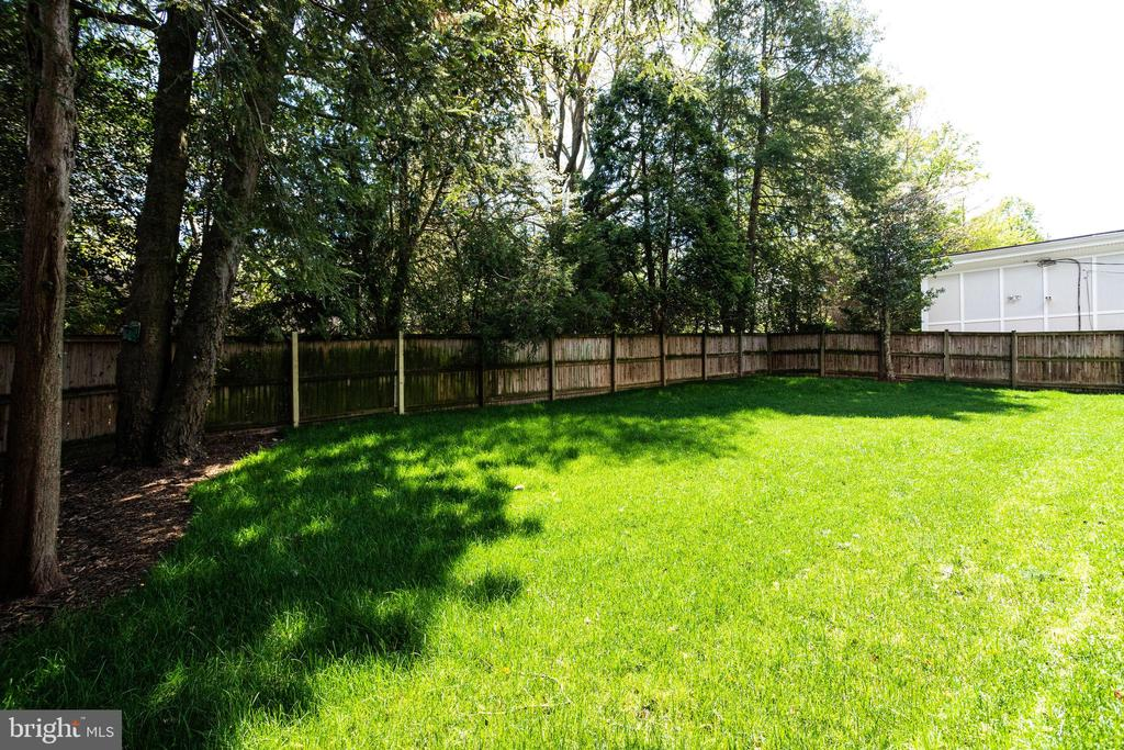 Private and Spacious Backyard for BBQs and Catches - 4514 25TH RD N, ARLINGTON