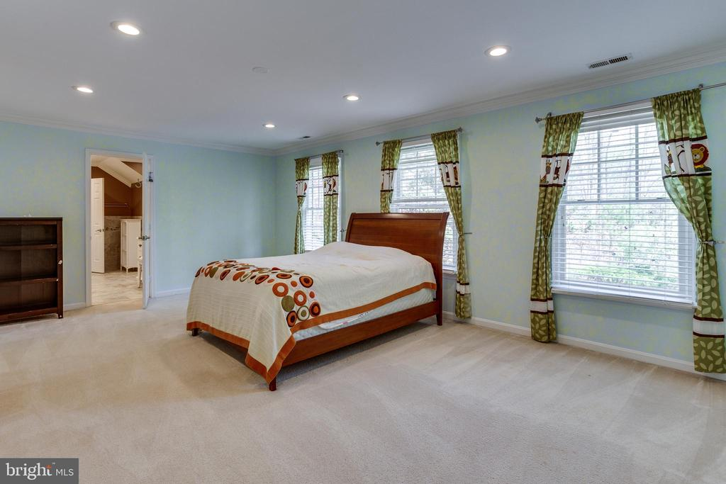 Spacious Second Bedroom - 7780 KELLY ANN CT, FAIRFAX STATION