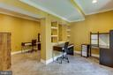 Large Second Office - 7780 KELLY ANN CT, FAIRFAX STATION