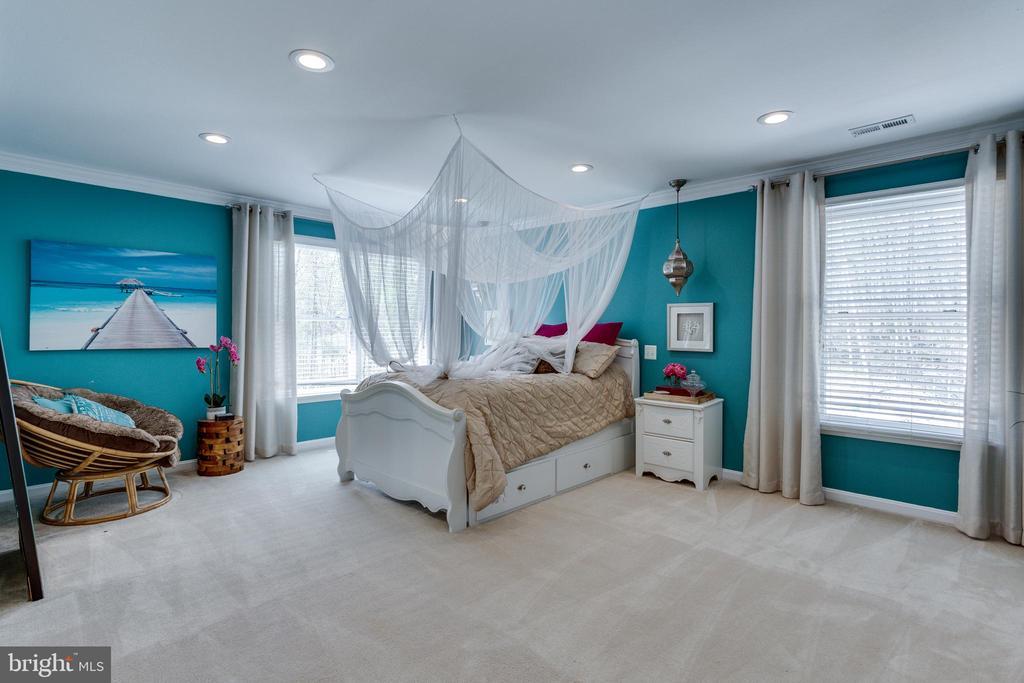 Spacious Third Bedroom - 7780 KELLY ANN CT, FAIRFAX STATION