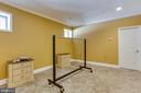 Additional Room in Basement - 7780 KELLY ANN CT, FAIRFAX STATION