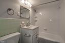 Bathroom - 922 24TH ST NW #104, WASHINGTON