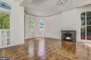 Living Room - 1312 30TH ST NW, WASHINGTON