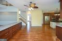 Recently remodeled kitchen beautiful - 42 LIGHTFOOT DR, STAFFORD