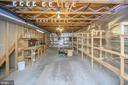 Huge huge..did I mention huge area for storage or? - 42 LIGHTFOOT DR, STAFFORD