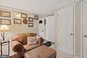 Unusually ample closet space in 1895 Farmhouse! - 17350 DRY MILL RD, LEESBURG