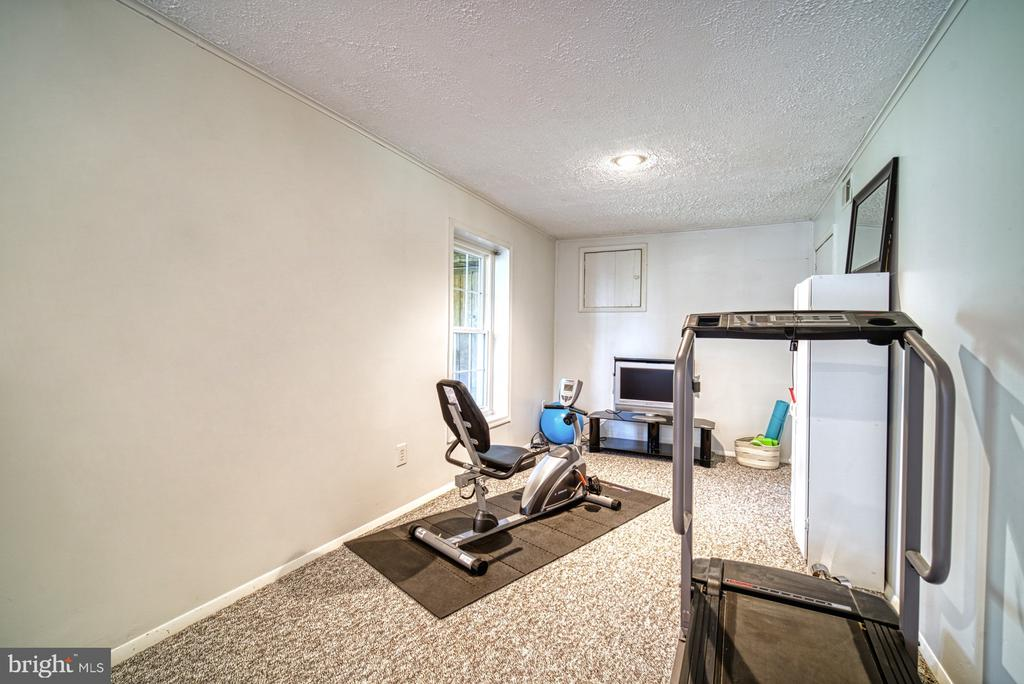 Exercise if you want to.... - 12216 HEATHER WAY, HERNDON