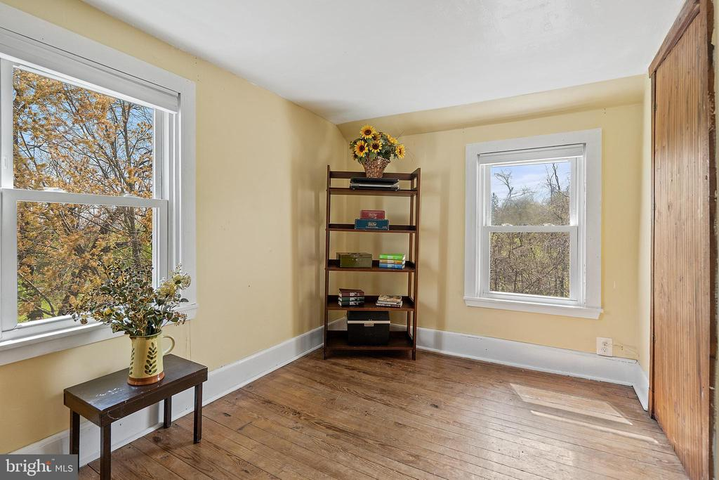 Beautiful natural light in 2nd BR ofc w lg closet. - 17350 DRY MILL RD, LEESBURG