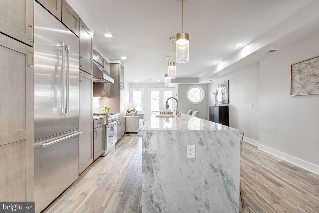 All Natural Stone Countertops - 802 10TH ST NE #2, WASHINGTON