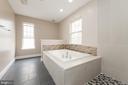 Master Bath - 5408 GREEN GLEN LN, ALEXANDRIA