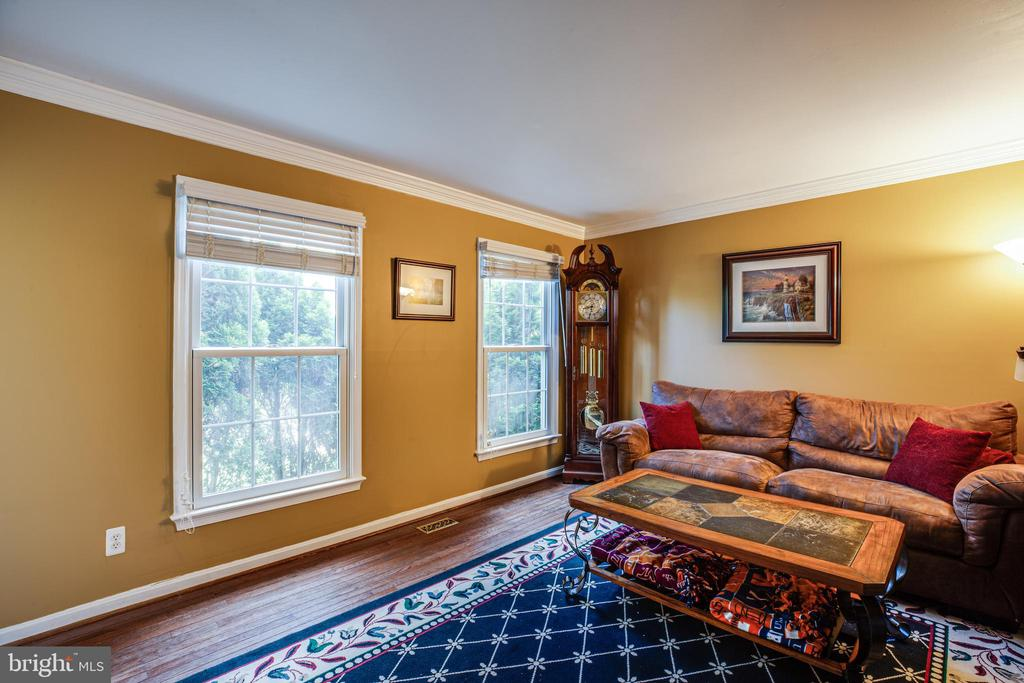 Living Room - 10408 EDINBURGH DR, SPOTSYLVANIA