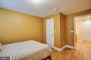 Basement Bedroom - 10408 EDINBURGH DR, SPOTSYLVANIA