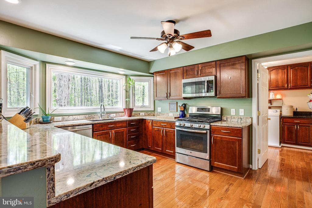Kitchen - 10408 EDINBURGH DR, SPOTSYLVANIA