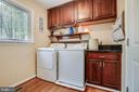 Laundry Room - 10408 EDINBURGH DR, SPOTSYLVANIA