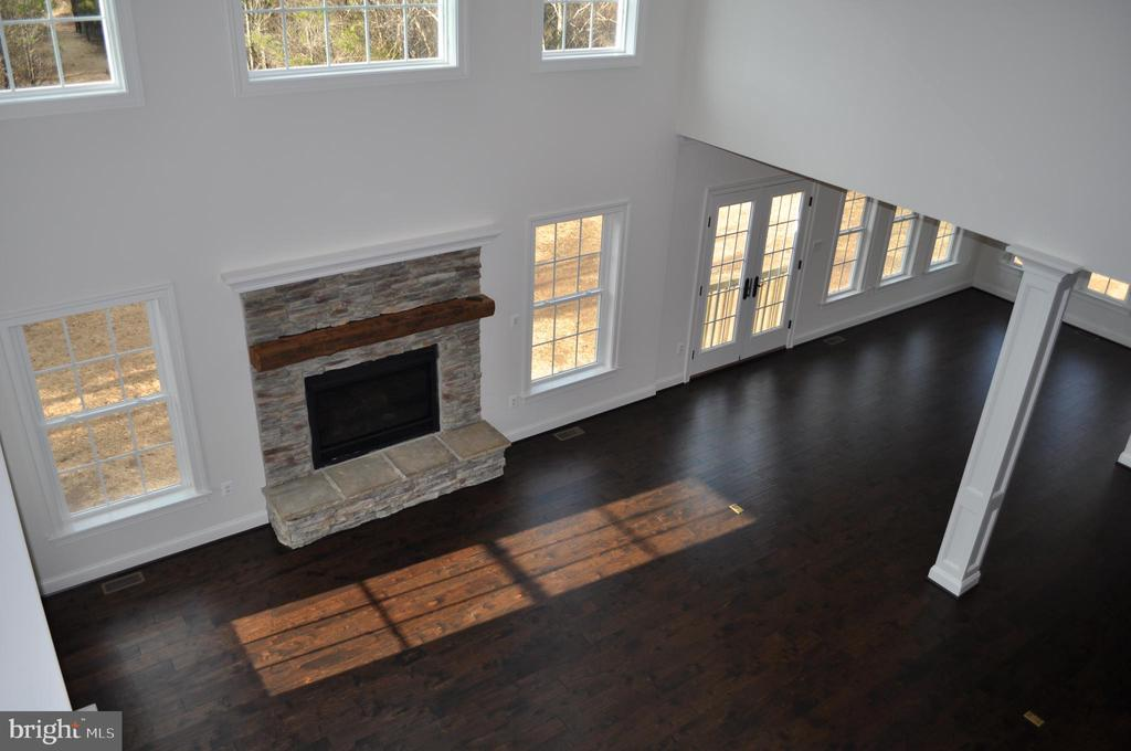 OPENED 2 STORY FAMILY ROOM - 5903 COPPER MILL DR, FREDERICKSBURG