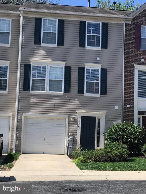 3 story home - 7761 VALLEY OAK DR #208, ELKRIDGE