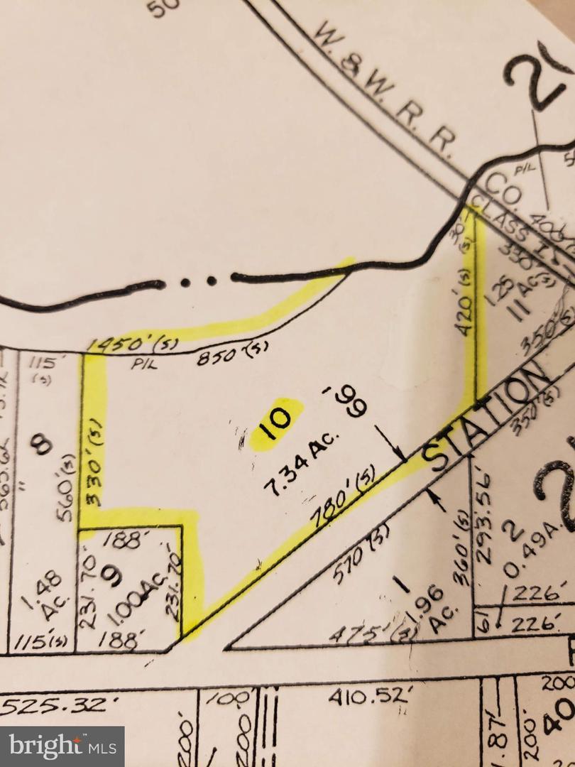 土地,用地 为 销售 在 Newport, 新泽西州 08345 美国
