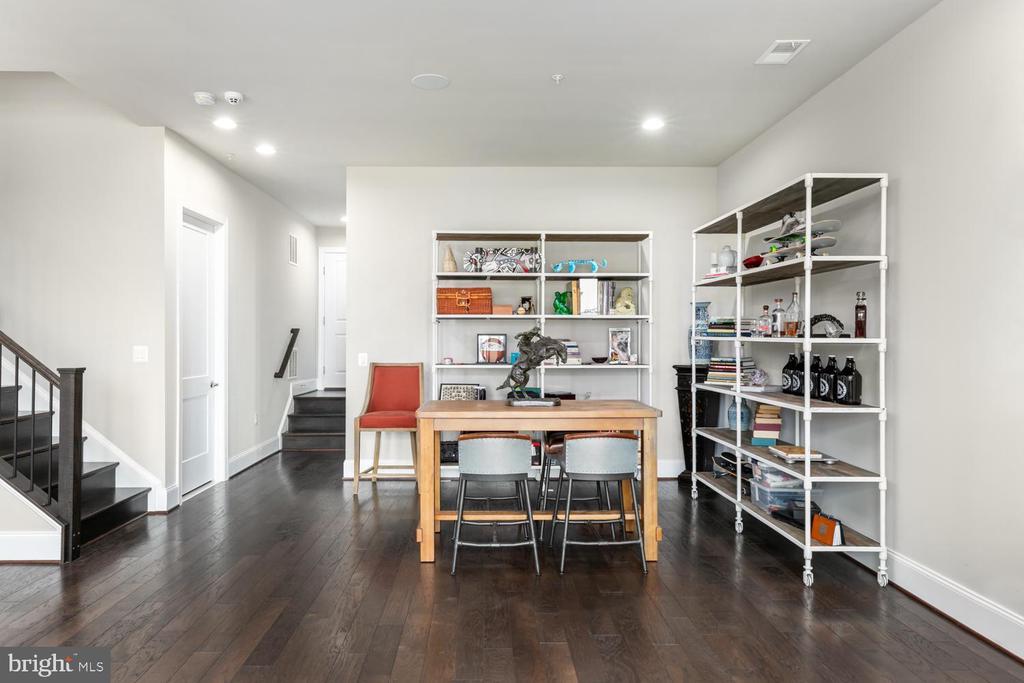 Hardwood Floors, Main Level - 44665 BRUSHTON TER, ASHBURN