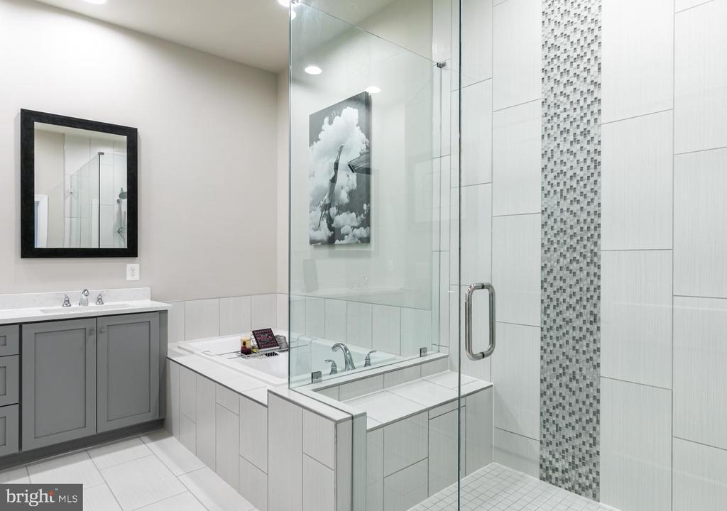Master Bath Suite, Upper Level 2 - 44665 BRUSHTON TER, ASHBURN