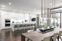 Open Floor Plan, Upper Level 1 - 44665 BRUSHTON TER, ASHBURN