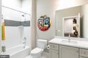 Bedroom Suite Bath #3, Upper Level 2 - 44665 BRUSHTON TER, ASHBURN