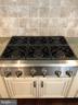 Monogram Professional Series Cooktop Range - 11504 PEGASUS CT, UPPER MARLBORO