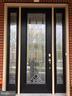 Beveled Glass 8' High Single Front Door - 11504 PEGASUS CT, UPPER MARLBORO