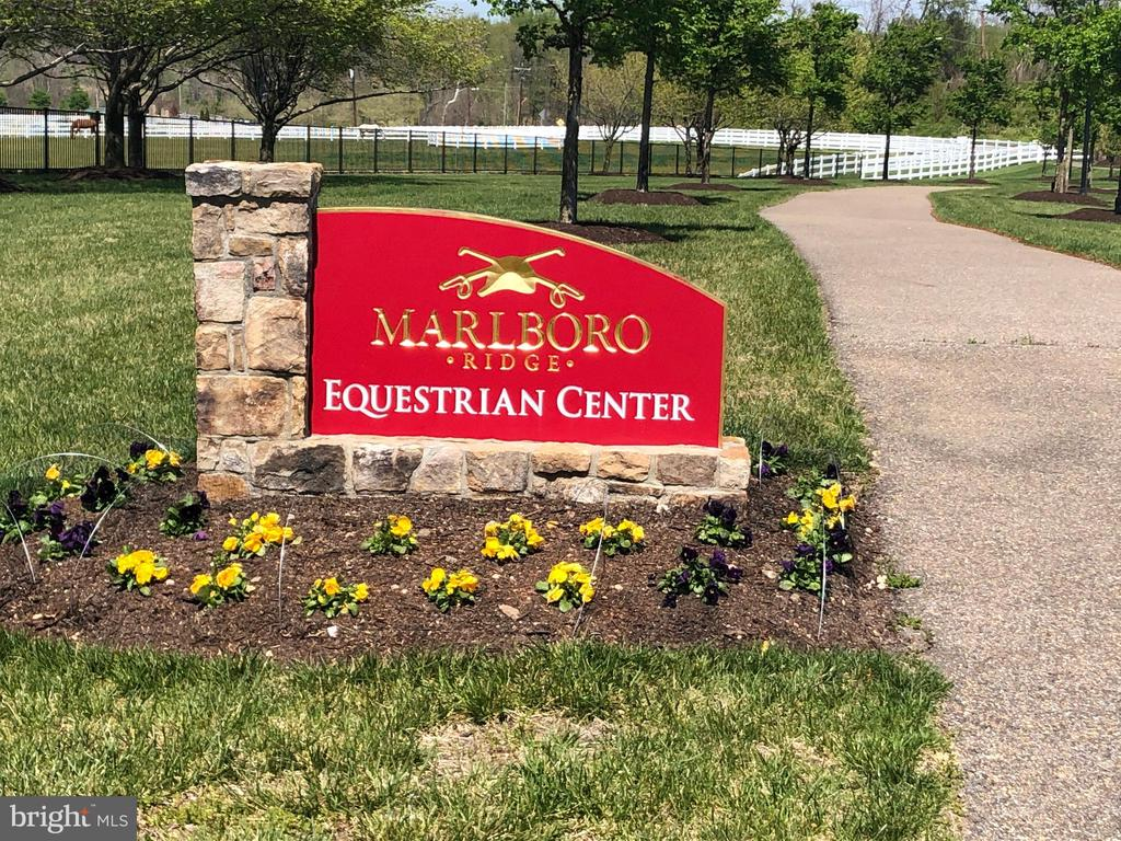 Marlboro Ridge Equestrian Center - Community - 11504 PEGASUS CT, UPPER MARLBORO