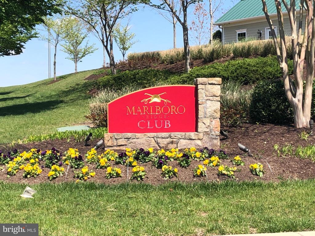 Marlboro Ridge Club House - Community - 11504 PEGASUS CT, UPPER MARLBORO
