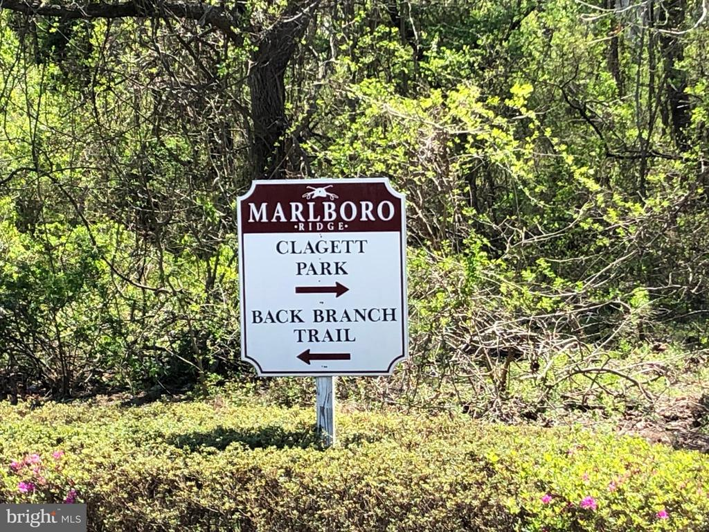 Claggett Park and Back Branch Trail - Community - 11504 PEGASUS CT, UPPER MARLBORO