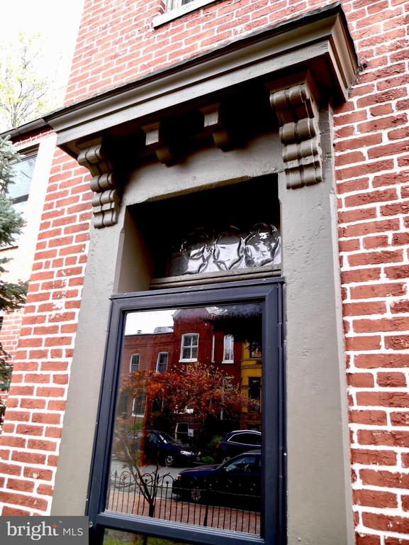 Side entrance - 900 SOUTH CAROLINA AVE SE, WASHINGTON