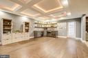 High end kitchenette. - 47652 PAULSEN SQ, POTOMAC FALLS