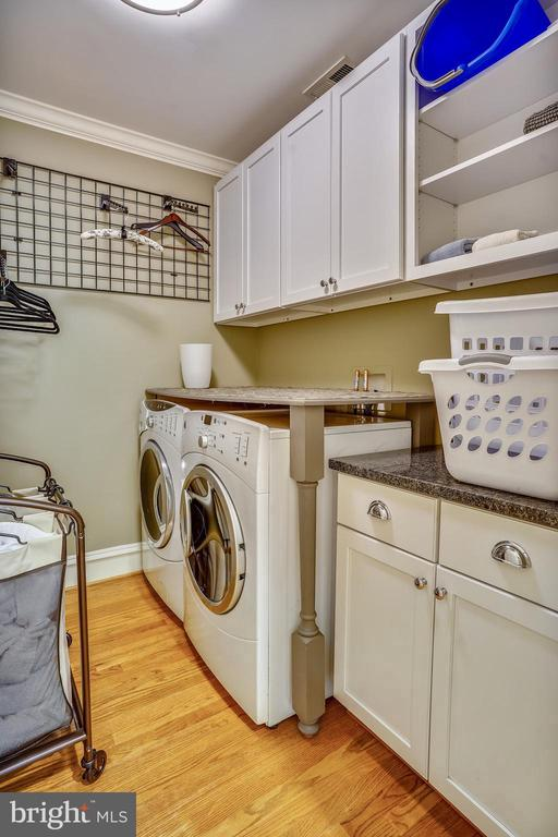 Laundry Area on Upper Level 1 - 27 E MASONIC VIEW AVE, ALEXANDRIA