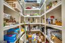 Kitchen Pantry - 27 E MASONIC VIEW AVE, ALEXANDRIA
