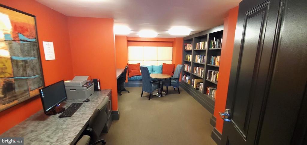 Library - 777 7TH ST NW #518, WASHINGTON