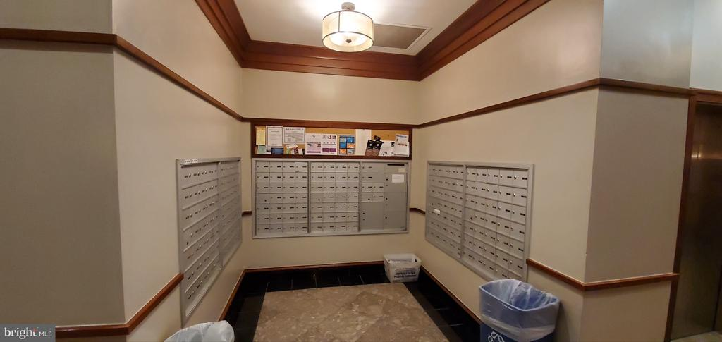 Mail room - 777 7TH ST NW #518, WASHINGTON