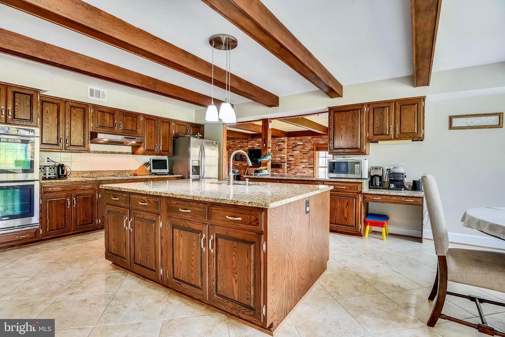 Kitchen - 14660 SENECA RD, DARNESTOWN