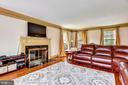 Living Room - 14660 SENECA RD, DARNESTOWN