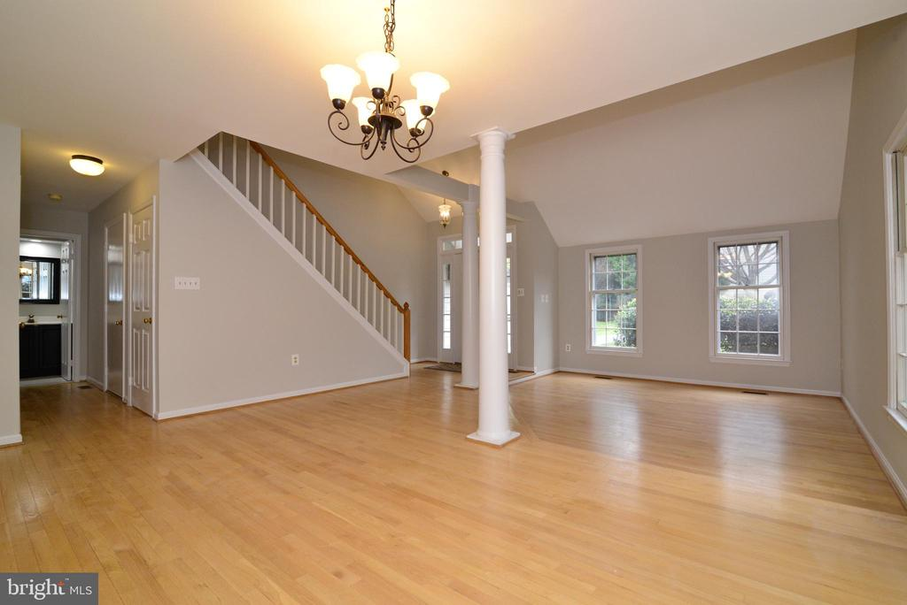 Dining Room Other View - 11612 OLD BROOKVILLE CT, RESTON