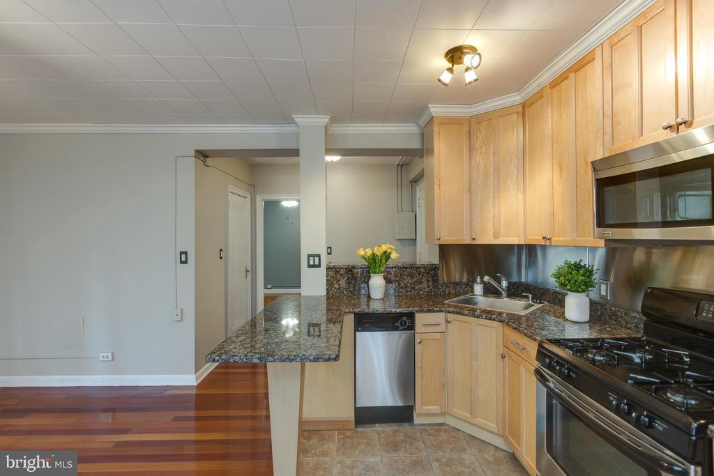 Dishwasher in unit - 2100 19TH ST NW #604, WASHINGTON