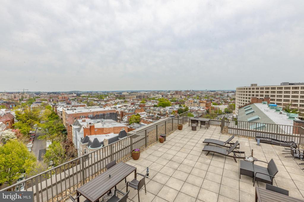 Relax and unwind with your neighbors! - 2100 19TH ST NW #604, WASHINGTON