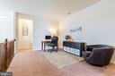 Upper-level loft area; space for homework - 17 WAGONEERS LN, STAFFORD