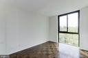 Bedroom #2 - 4620 N PARK AVE #1005E, CHEVY CHASE