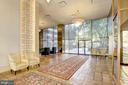 Lobby Currently Being Renovated - 4620 N PARK AVE #1005E, CHEVY CHASE